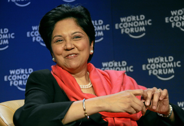 'Message from Davos: Believing in the Future': Indra K. Nooyi