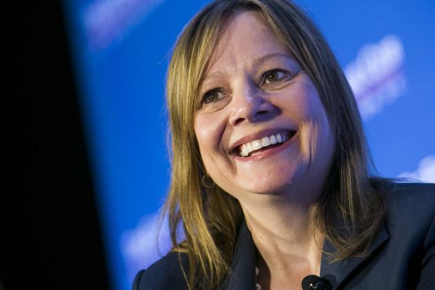 DC: General Motors CEO Mary Barra
