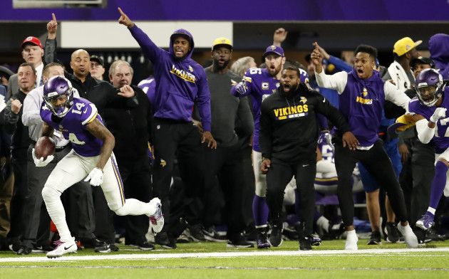 Did Payton mock Vikings followers earlier than remaining play?