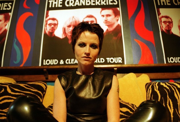 FILE Dolores O'Riordan, lead singer of the Cranberries, has passed away in London at the age of 46. No cause of death is yet known END