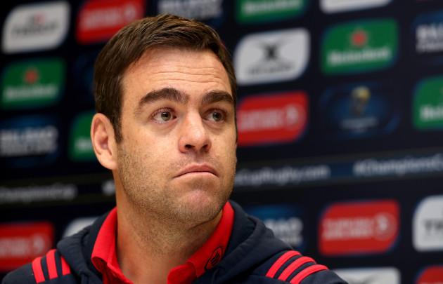 Johann Van Graan Staunchly Defends Munster's Stance On Gerbrandt Grobler
