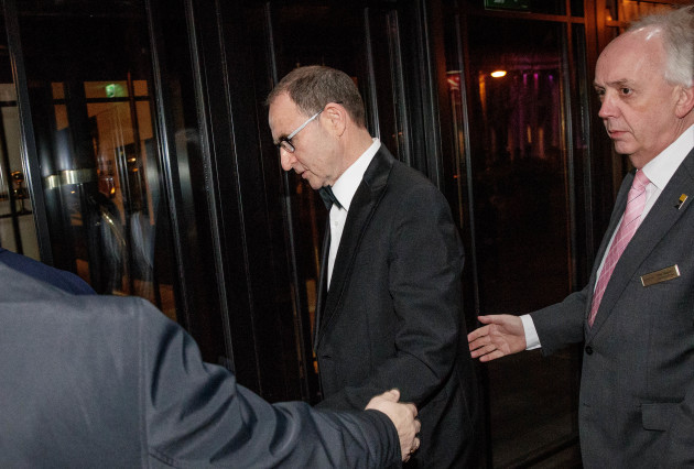 Martin O'Neill Has Finally Given An Update On FAI Contract