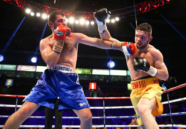 Frampton preparing for 'must-win' fight
