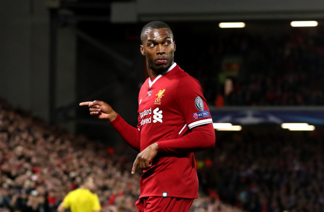 Liverpool's Daniel Sturridge Closing In On Loan Move To Serie A