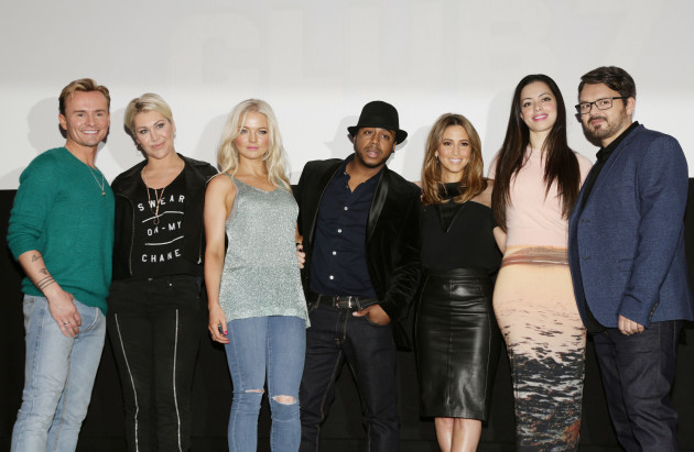 S Club 7 Announcement - London