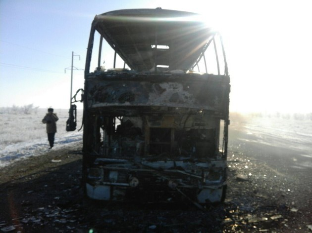 KAZAKHSTAN-AKTOBE-BUS-ACCIDENT