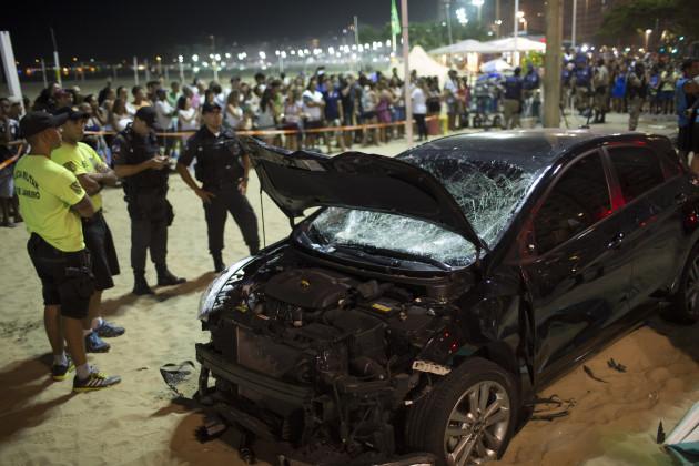 Brazil Car Accident