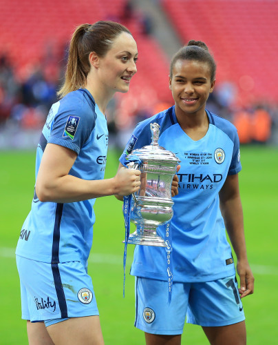 Birmingham City v Manchester City - SSE Women's FA Cup - Final - Wembley Stadium