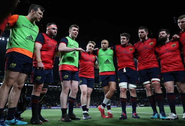 Munster's Champions Cup match against Castres delayed three hours due to rainfall