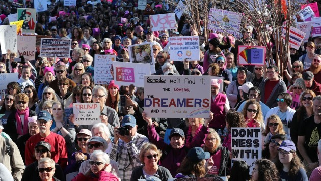 Women's March - Fort Worth