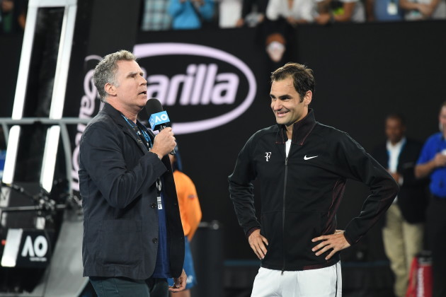 Australian Open 2018 - Day Two
