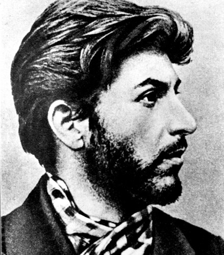 BORN ON THIS DAY - 21/12/1879 - Joseph Stalin