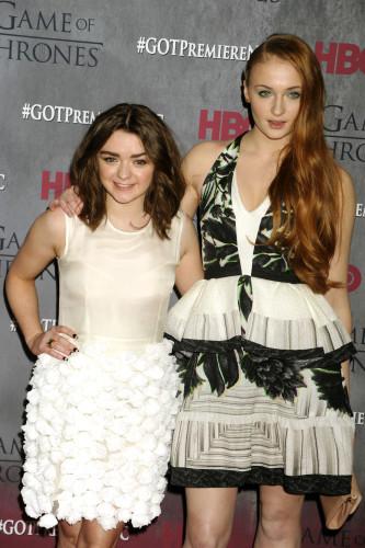 'Game Of Thrones' Season 4 New York Premiere