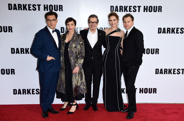 Darkest Hour Premiere - London