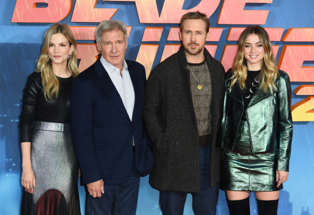 Blade Runner 2049 Photocall - London