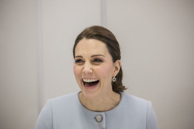Royal visit to the Maurice Wohl Clinical Neuroscience Institute