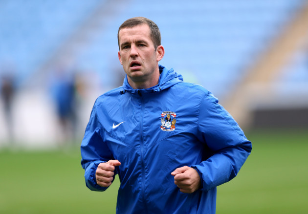 Coventry City v Mansfield Town - Sky Bet League Two - Ricoh Arena