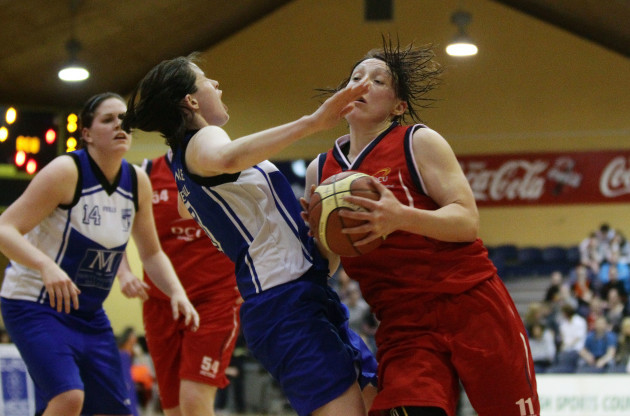 Niamh Dwyer and Lindsay Peat