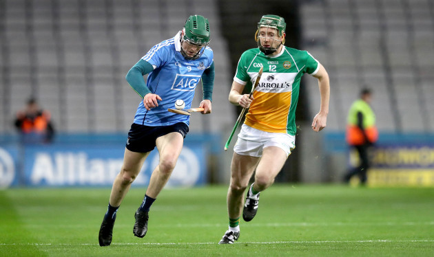 Tomas Connolly and Oisin Kelly