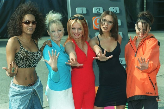 Channel 5/ Spice Girls