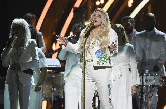 1/28/2018 - New York: 60th Annual Grammy Awards - Show