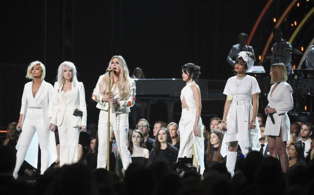1/28/2018 - New York: 60th Annual Grammy Awards - Show