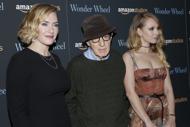 Wonder Wheel Screening - New York