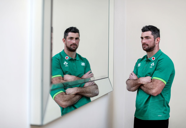 Rob Kearney Had A Brilliant Response When Asked About Jordan Larmour