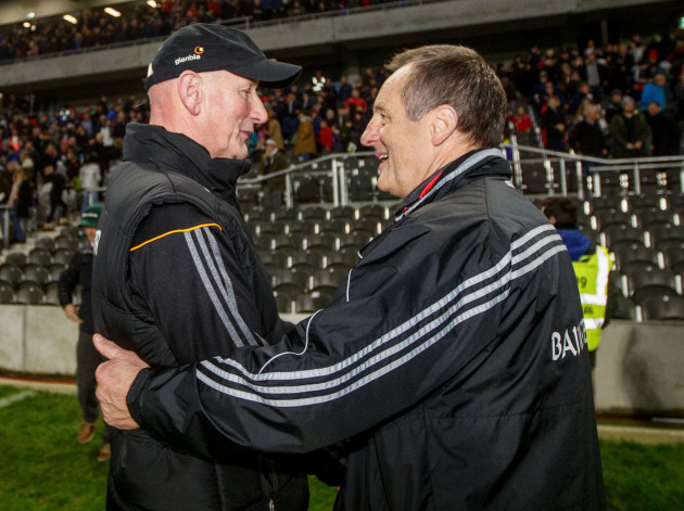 John Meyler and Brian Cody