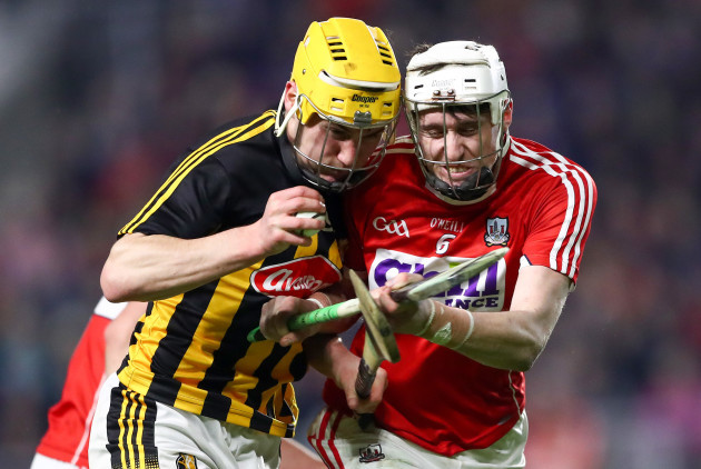 Ollie Walsh and Tim O'Mahony