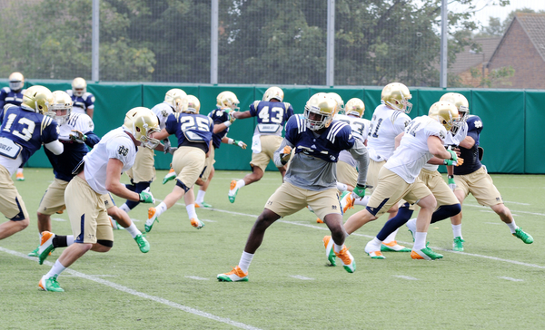 Notre Dame Training