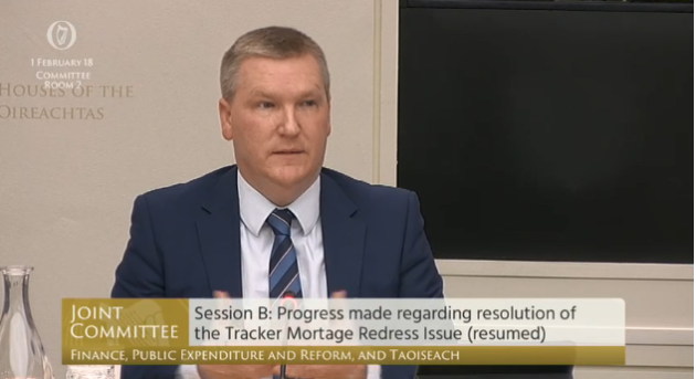 michael mcgrath, tracker mortgage scandal, tracker mortgage
