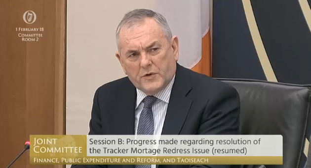 Ulster bank, tracker mortgage, tracker mortgage scandal