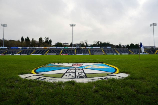 A general view of Kingspan Breffni Park