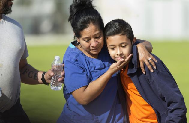 LA School Shooting