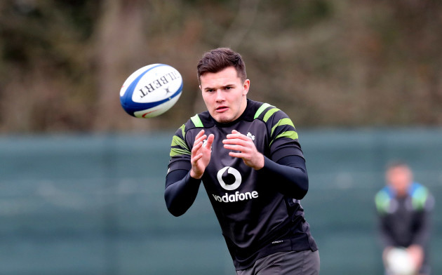 Irish Team To Face France To Be Named Later