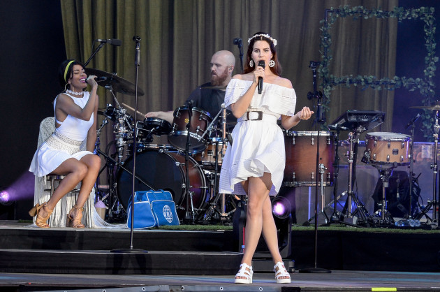 Lana Del Rey 'Doing Fine' After Fan Attempts to Kidnap Her