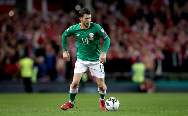 'It's time to move aside' - Wes Hoolahan announces Ireland retirement