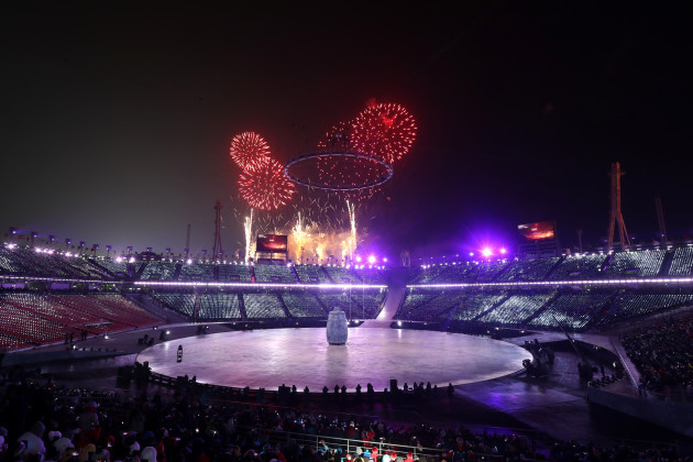 PyeongChang 2018 Winter Olympic Games - Opening Ceremony