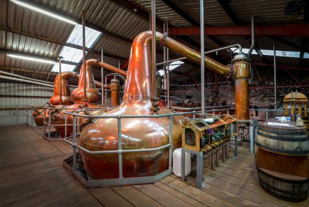 distillery stock
