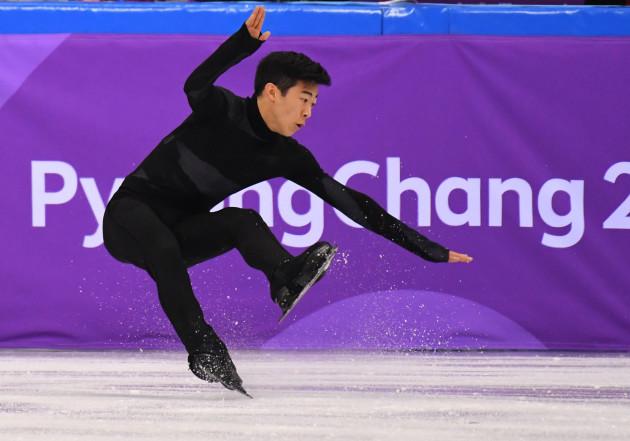 Olympics: Figure Skating