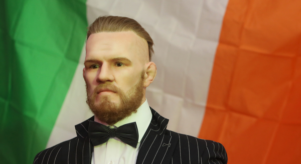 Madame Tussauds Has Unveiled A McGregor Waxwork - And The Irish Wax Museum Isn't Happy