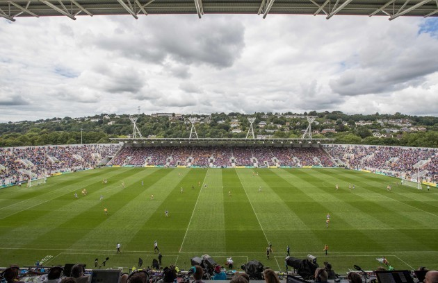 A general of the re-developed Pairc Ui Chaoimh