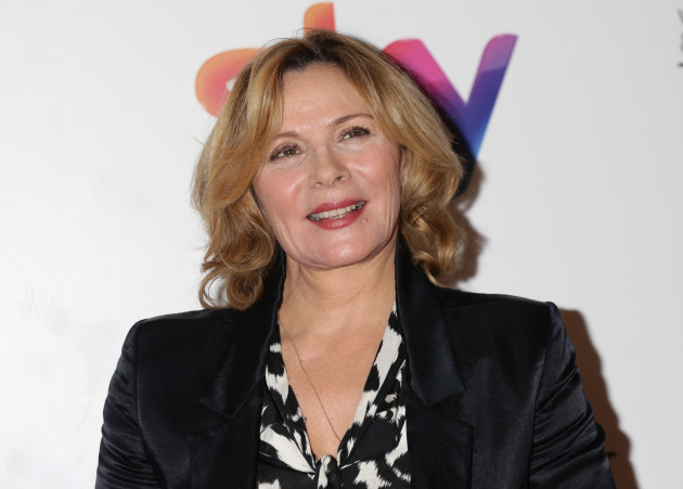 Kim Cattrall slams