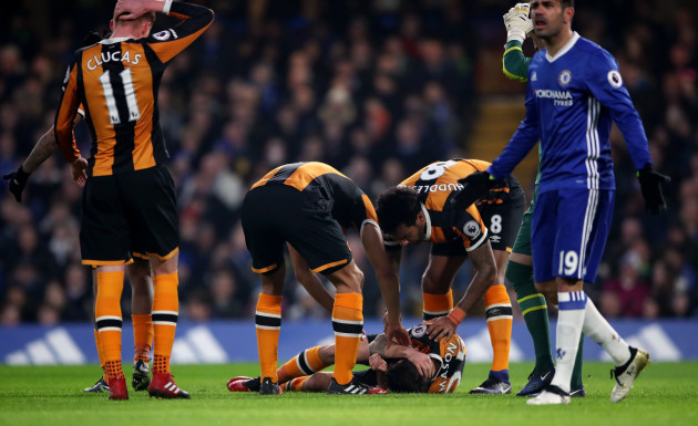 Chelsea v Hull City - Premier League - Stamford Bridge
