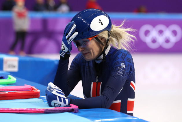 PyeongChang 2018 Winter Olympic Games - Day Four