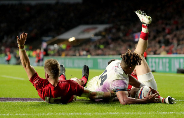 England v Wales - NatWest 6 Nations - Twickenham Stadium
