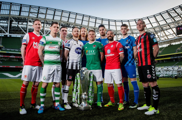 2018 SSE Airtricity League Season Launch