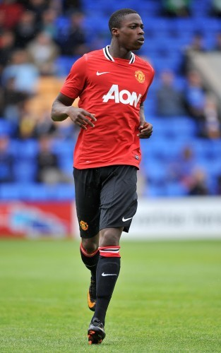 Soccer - Pre Season Friendly - Shrewsbury Town v Manchester United XI - Greenhous Meadow