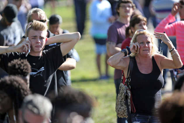 At Least 17 Dead In High School Shooting - Florida